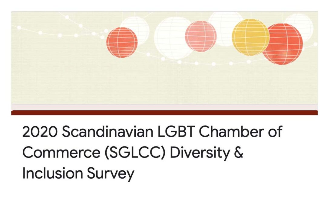 Diversity & Inclusion Survey 2020