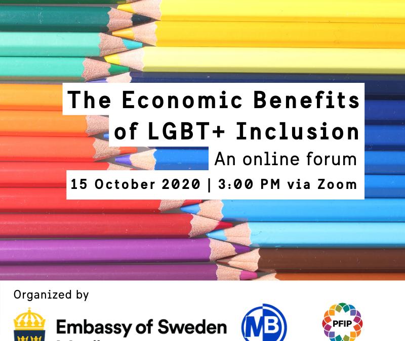 Invitation: Economic factors as a catalyst for change